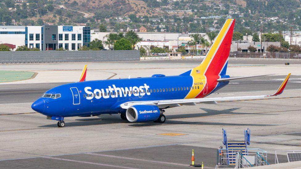 Southwest Airlines mengatakan tidak mentolerir perilaku seperti ini
