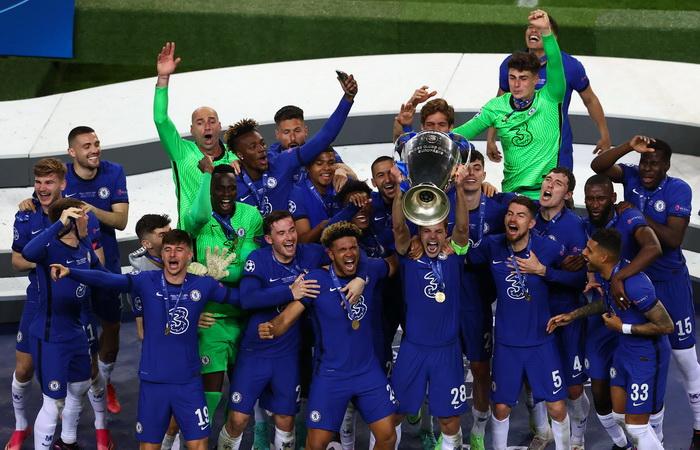 Kalahkan Manchester City, Chelsea juara Liga Champions. (Ist)
