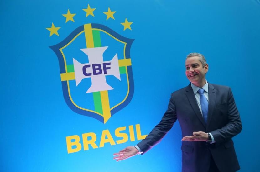 Presiden CBF Rogerio Caboclo. (ist)