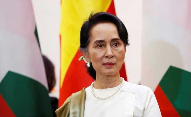 Aung San Suu Kyi. (Ist)