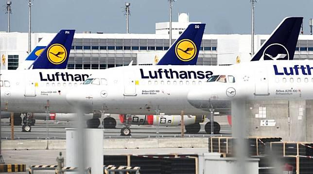 Perusahaan penerbangan Lufthansa. (Ist)