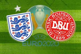Semifinal Rabu (7/7/2021) atau Kamis WIB mempertemukan Inggris melawan Denmark, siapa menang?
