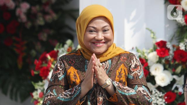 Menaker Ida Fauziyah meminta semua pihak agar mengupayakan tidak melakukan PHK