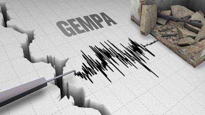 Gempa mengguncang beberapa wilayah Indonesia dari pagi, siang hingga sore di Palu, Talaud, Nias dan Aceh