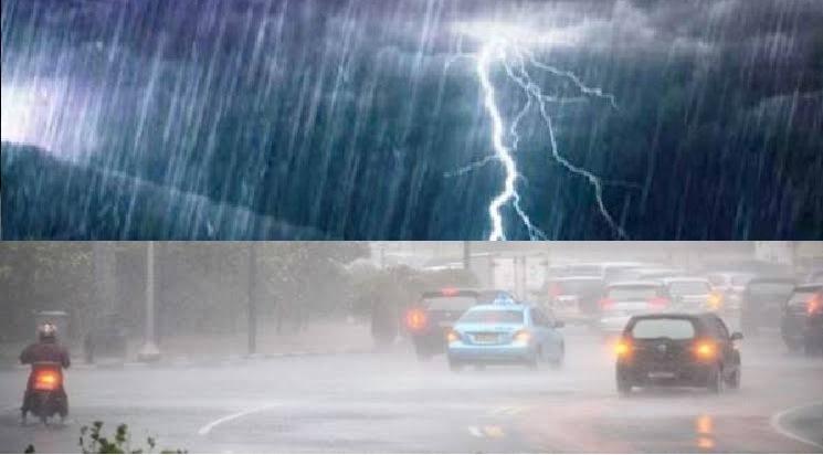 Waspada, Jakarta diramalkan diguyur hujan dengan petir
