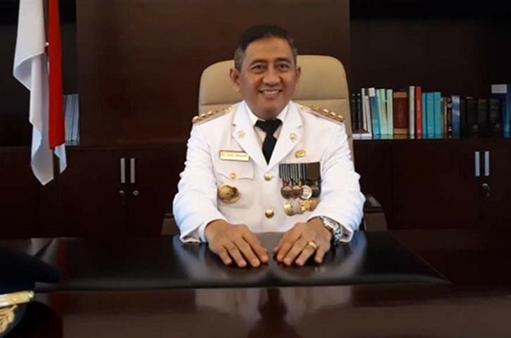 Gubernur Sulawesi Barat Ali Baal Masdar. (Ist)