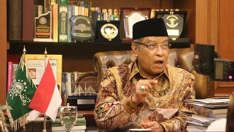 Ketua Umum PBNU KH Said Aqil Sirajd. (Ist).