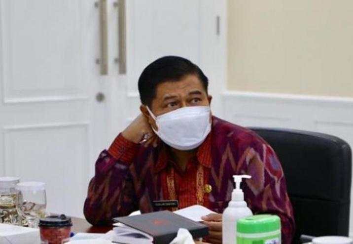 Plh Direktur Jenderal (Dirjen) Bina Administrasi Kewilayahan (Adwil) Kemendagri Suhajar Diantoro. (Ist).