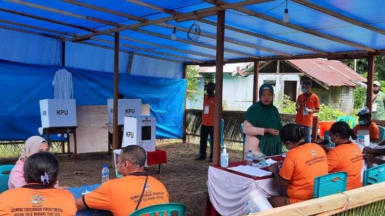 Persiapan PSU di Kabupaten Boven Digoel, Papua. (Ist).