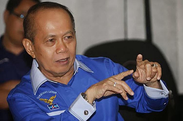 Wakil Ketua MPR Syarief Hasan. (Ist).