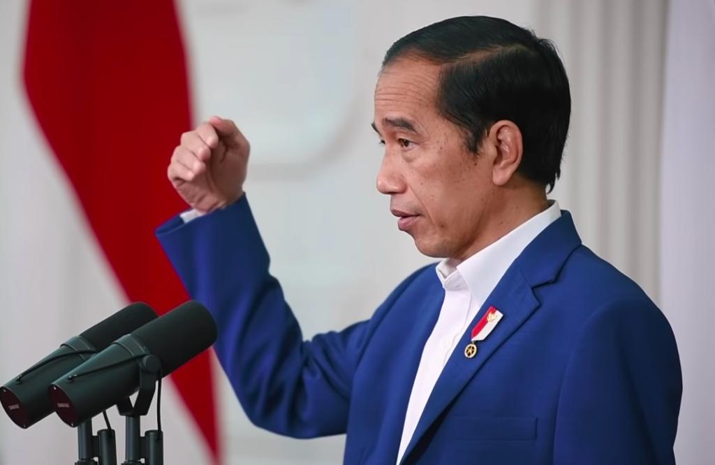 Presiden Jokowi. Ist)
