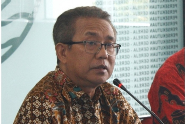 Ketua Umum Persatuan Gereja-gereja Indonesia (PGI) Pendeta Gomar Gultom. (Ist).