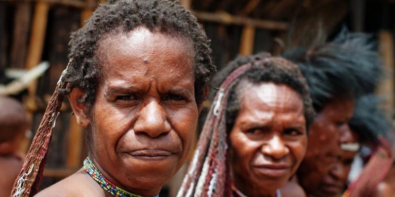 Orang asli Papua menjadi perhatian dalam revisi kedua Otsus Papua. (Ist).