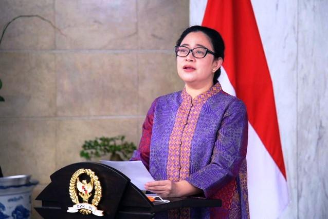 Ketua DPR RI Puan Maharani. (Ist).