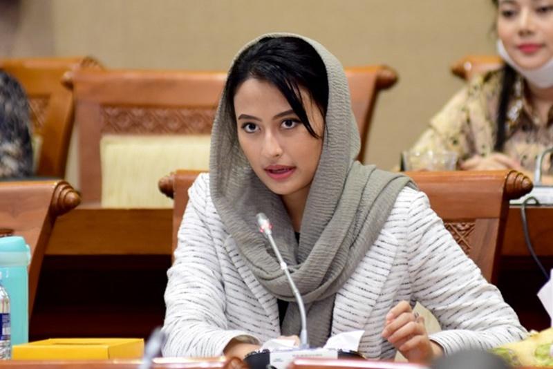 Anggota Komisi VII DPR RI Dyah Roro Esti Widya Putri dari Fraksi Partai Golkar. (Ist).