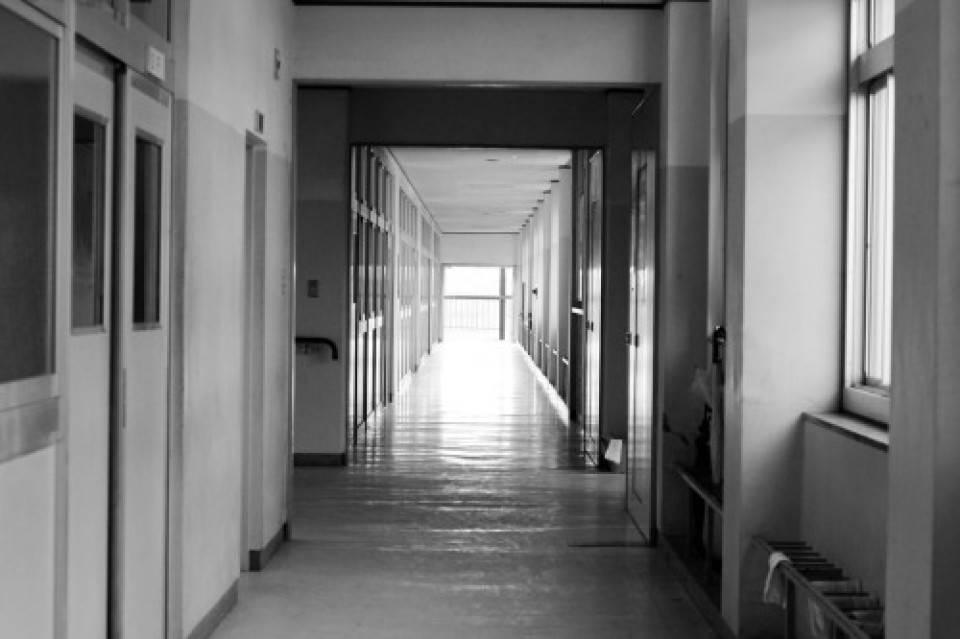 sekolah horor