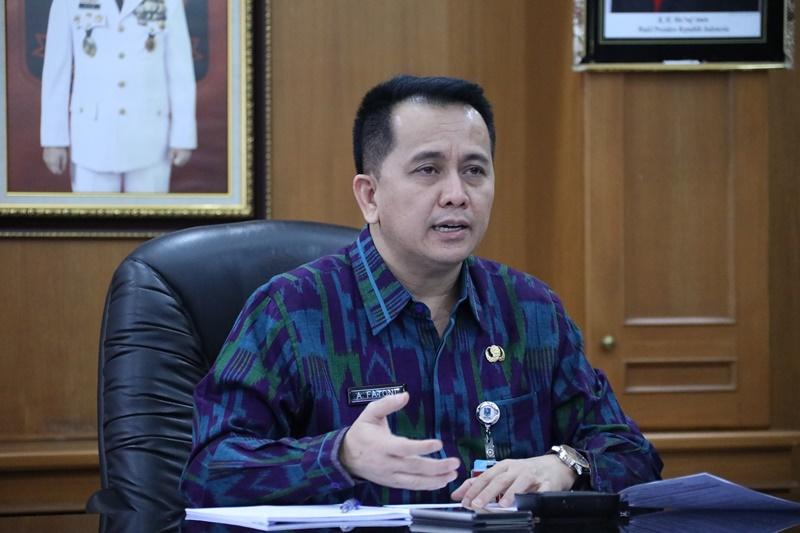 Kepala Badan Penelitian dan Pengembangan Kementeriam Dalam Negeri Agus Fatoni. (Ist).