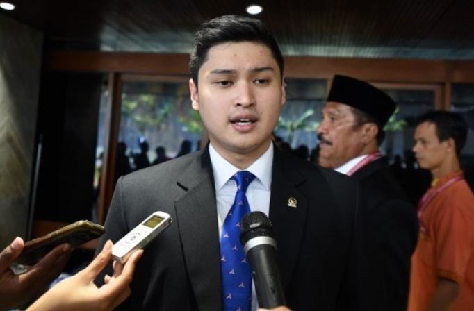 Anggota Banggar DPR RI Rizki Aulia Rahman Natakusumah. (Ist).